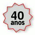 Selo 40 anos